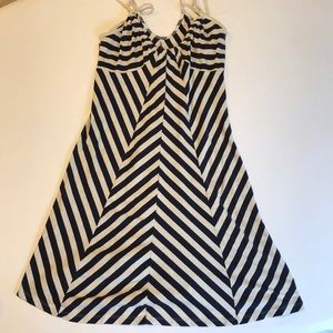 Old navy,  blue stripped dress